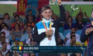 alex-bologa-bronz Jocurile Paralimpice
