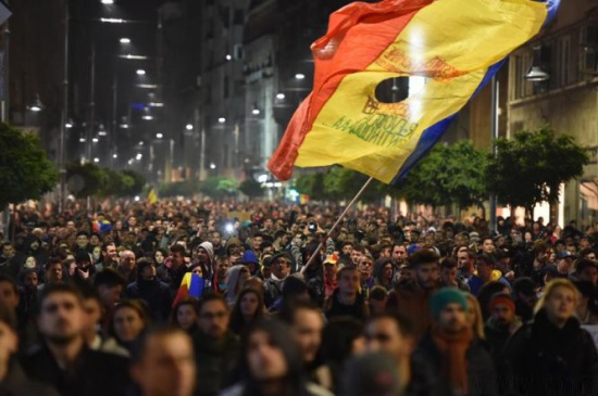 Romania Vrea Autostrazi Hd: Gabriela Firea, Despre Proteste