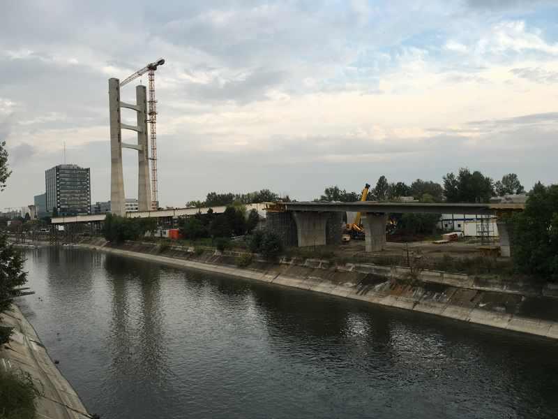 Podul Ciurel, în construcție de 10 ani - Stiri Bucuresti ...  |Podul Ciurel