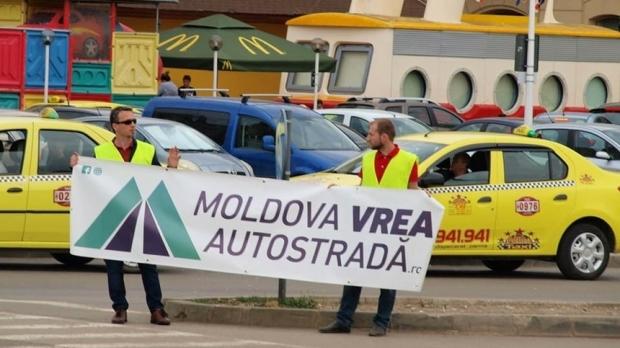 Romania Vrea Autostrazi Hd: Marș De La Iași La București